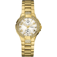 Buy Guess Ladies Gold Bracelet Watch W15072L1 online