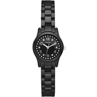 Buy Guess Ladies Black Steel Bracelet Watch W65022L2 online