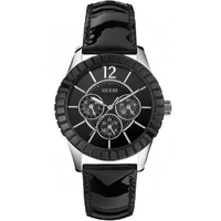 Buy Guess Gents Black Multi Dial Watch W95134L2 online