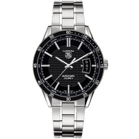 Buy TAG Heuer Gents Carrera Automatic Bracelet Watch WV211M.BA0787 online
