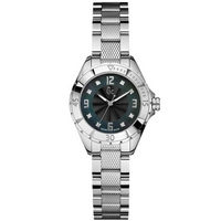 Buy Gc Ladies Stone Set Stainless Steel Bracelet Watch X68105L2S online