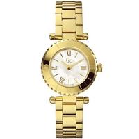 Buy Gc Ladies Gold Tone Bracelet Watch X700008L1S online