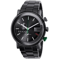 Buy Gucci Gents Chronograph Bracelet Watch YA101331 online