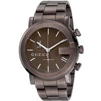 Buy Gucci Gents Chronograph Bracelet Watch YA101341 online