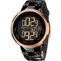 Buy Gucci I Gucci Gents Special Edition Black Grammy Watch YA114102 online