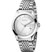 Buy Gucci G-Timeless Gents Watch YA126404 online