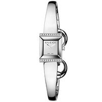 Buy Gucci Ladies G Frame Bracelet Watch YA128504 online