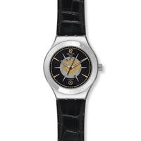 Buy Swatch Gents Irony Automatic Dark Sky Watch YAS407 online