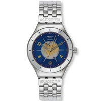 Buy Swatch Gents Irony Automatic Midday Sun Watch YAS409G online