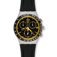 Buy Swatch Gents Irony Chrono Bee Swatch Watch YCS567 online