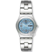 Buy Swatch Ladies Irony Medium Ciel Clair Watch YLS702G online