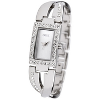 Buy Oasis Ladies Silver Tone Steel Bracelet Watch B725 online
