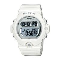 Buy Casio Baby G Shock White Resin Strap Watch BG-6900-7ER online