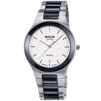 Buy Boccia Gents Titanium and Ceramic Bracelet Watch B3564-01 online