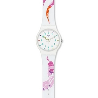 Buy Swatch Unisex The Legend Of White Snake Watch SUOZ158 online