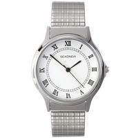 Buy Sekonda Ladies Leather Strap Watch 3022B online