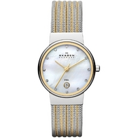 Buy Skagen Ladies White Label  Watch 355SSGS online