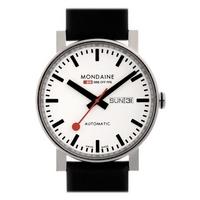 Buy Mondaine Gents Evolution Automatic Strap A132.30348.11SBB online