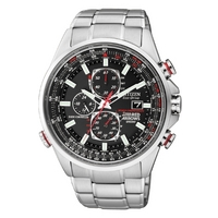Buy Citizen Gents Red Arrows World Chronograph At Watch AT8060-50E online