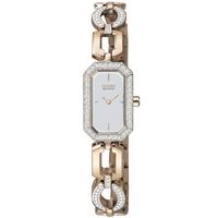 Buy Citizen Ladies Silhouette Crystal Watch EG2763-58A online