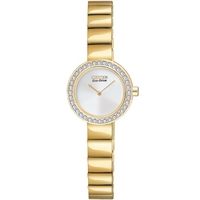 Buy Citizen Ladies Silhouette Crystal Watch EX1262-59A online