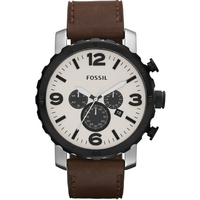 Buy Fossil Gents Nate Watch JR1390 online