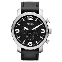 Buy Fossil Mens Nate Watch JR1436 online