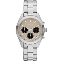 Buy DKNY Ladies Neutrals Watch NY8766 online