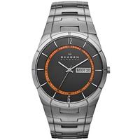 Buy Skagen Mens White Label Watch SKW6008 online