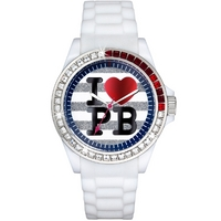 Buy Pauls Boutique Ladies Strap Watch PA003WHWH online