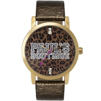 Buy Pauls Boutique Ladies Strap Watch PA007GDGD online
