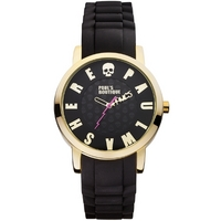 Buy Pauls Boutique Ladies Strap Watch PA018BKBK online