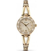 Buy Sekonda Ladies Stone Set  Champagne Dial Watch 4556 online
