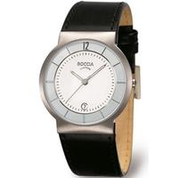 Buy Boccia Gents Titanium Strap Watch B3514-01 online