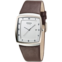 Buy Boccia Gents Titanium Strap Watch B3541-01 online