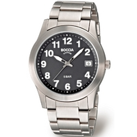 Buy Boccia Gents Titanium Bracelet Watch B3550-04 online