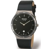 Buy Boccia Gents Titanium Strap Watch B3563-02 online