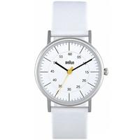 Buy Braun Ladies Leather Strap Watch BN0011WHWHL online