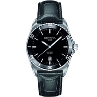 Buy Certina Gents Ds First Gent Ceramic Watch C014.410.16.051.00 online