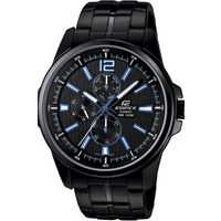 Buy Casio Gents Edifice Watch EF-343BK-1AVEF online
