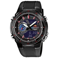 Buy Casio Gents Edifice Limited Edition Red Bull Racing Sebastian Vettel Watch EFA-131RBSP-1BVEF online