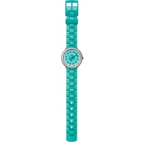Buy Flik Flak Girls Sola Green Watch FCN031 online