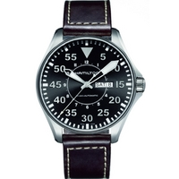 Buy Hamilton Gents Khaki Pilot Watch H64715535 online