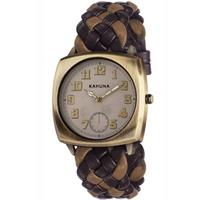 Buy Kahuna Gents Gents Strap Watch KUS-0074G online