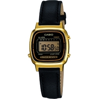 Buy Casio Ladies Casio Watch LA670WEGL-1EF online