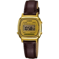 Buy Casio Ladies Casio Watch LA670WEGL-9EF online