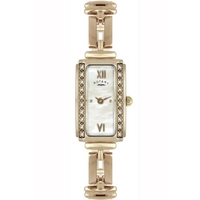 Buy Rotary Ladies Bracelet 9ct Gold Watch LB10167-07 online