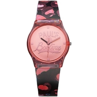 Buy Pauls Boutique Ladies Strap Watch PA016RDRD online