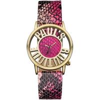 Buy Pauls Boutique Ladies Strap Watch PA027PKGD online