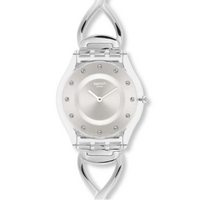 Buy Swatch Ladies Skin Winded Up Watch SFK371G online